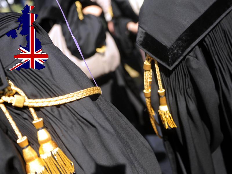 Vuoi diventare avvocato in Inghilterra?